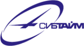Логотип компании Сибтайм