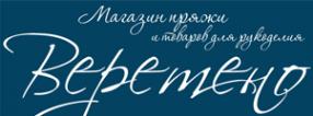 Логотип компании Веретено