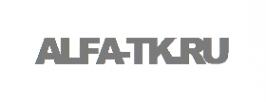 Логотип компании Альфа-ТК