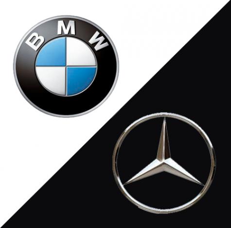 Логотип компании Запчасти BMWandMercedes