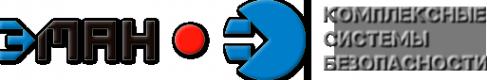 Логотип компании ЭМАН