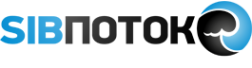 Логотип компании СибПоток