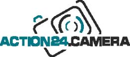 Логотип компании АCTION24.camera магазин товаров для жизни