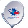 Логотип компании Краевой центр установки спутниковых антенн