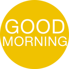 Логотип компании GoodMorning