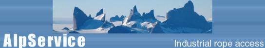 Логотип компании Альпсервис