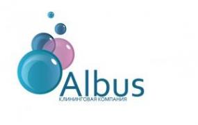 Логотип компании Альбус