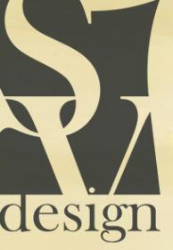 Логотип компании СВ дизайн