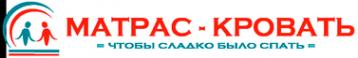 Логотип компании Матрас-кровать