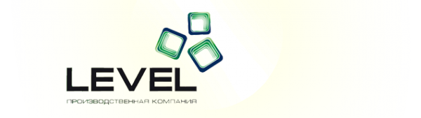 Логотип компании Level