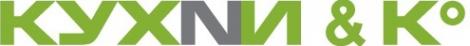 Логотип компании Кухни & Ко