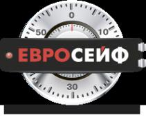 Логотип компании ЕвроСейф Красноярск склад-магазин металлической мебели