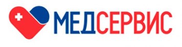 Логотип компании Медсервис