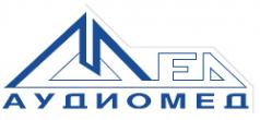 Логотип компании Аудиомед
