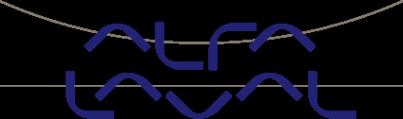Логотип компании Альфа Лаваль Поток