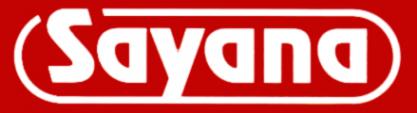 Логотип компании Саяна
