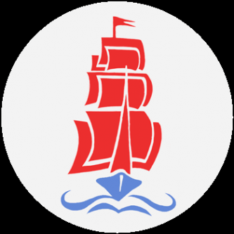 Логотип компании Алые паруса