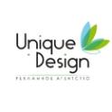 Логотип компании Дизайн-Юник