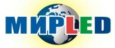 Логотип компании LED МИР-Красноярск