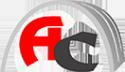 Логотип компании АнгарСтрой