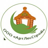 Логотип компании АртЛесСтрой