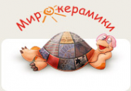 Логотип компании Мир керамики