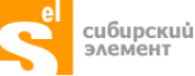 Логотип компании Сибирский элемент