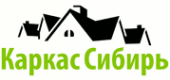 Логотип компании Каркас-Сибирь