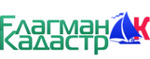 Логотип компании Флагман-Кадастр